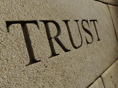 Reconstruir la confianza