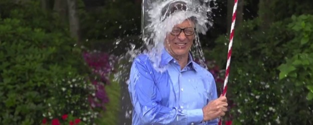 Bill Gates on Ice Bucket Challenge - Google Images